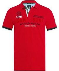 Gaastra Poloshirt GAASTRA rot 3XL,L,M,S,XL,XXL