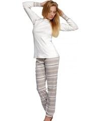 Sensis pyžamo Norveg bílé