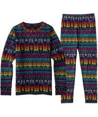 Burton Youth Fleece Set figaro stripe