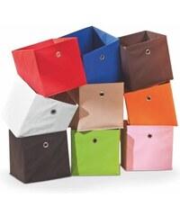 Halmar Dětský úložný box, 32x32x31 cm - červený