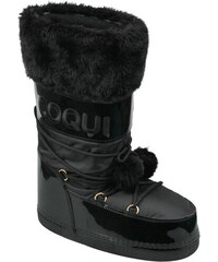 Coqui Černé dámské sněhule Snowboot Tuva 56198 Black 100161