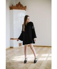 Voriagh Amber - Robe fluide - noir