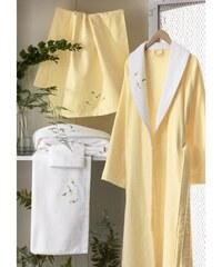 Jardin Secret Silene Pollen - Bademantel - gelb