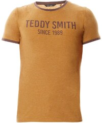 Teddy Smith Tristan - T-shirt - tabac
