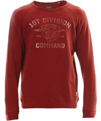 Jack & Jones Sweatshirt - ziegelrot