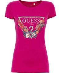 Guess T-shirt - fuchsia