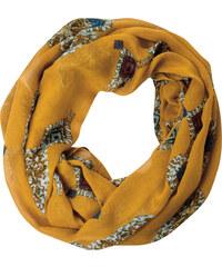 Cecil Loop mit Ornament Print - golden glow, Herren
