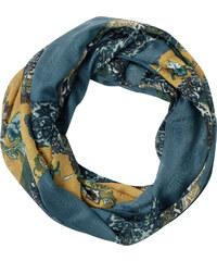 Cecil Loop mit Ornamentprint - dusk blue, Herren