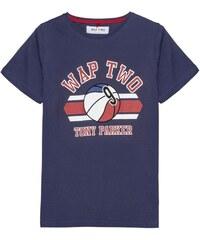 Wap Two Tony Parker - T-shirt - bleu marine