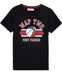 Wap Two Tony Parker - T-shirt - noir