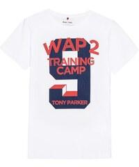 Wap Two Tony Parker - T-shirt - blanc