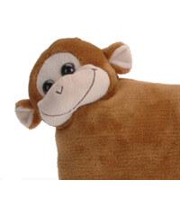 Lesara Plüschkissen im Tierdesign - Affe