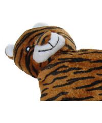 Lesara Plüschkissen im Tierdesign - Tiger