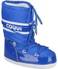 Coqui Dětské sněhule Snowboot Temu 56191 Navy 100160