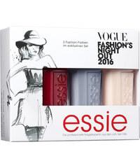essie Nr. 1 Vogue Fashion's Night Out Manicure Set Nagellack Stück
