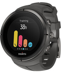 SUUNTO Multisport GPS-Uhr Spartan Ultra Stealth Titanium