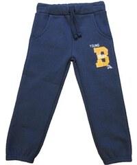 Carodel Chlapecké tepláky B - modré