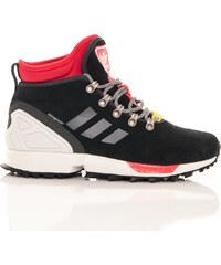 Adidas Originals Boty ZX Flux Winter Black Red
