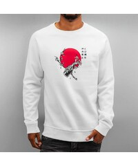 Dangerous DNGRS Hard Core Sweatshirt White