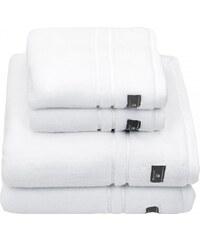 GANT Serviette De Toilette De Qualité Supérieure En Tissu éponge - Whit