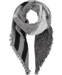 REVIEW Schal mit spitz zulaufenden Enden