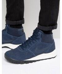 Nike - Hoodland - Baskets en daim - Bleu 654888-400 - Bleu