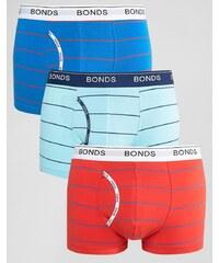 Bonds - Guyfront - Lot de 3 boxers - Multi