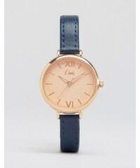 Limit - 6076.37 - Uhr mit marineblauem Armband - Marineblau