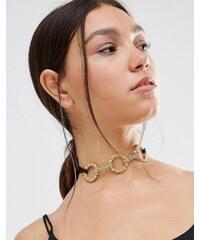 Gogo Philip - Halsband mit Kettengliedern - Gold