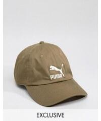 Puma - Exclusivité ASOS - Casquette - Vert - Vert