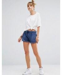 Wildfox - Lounge-Shorts - Marineblau