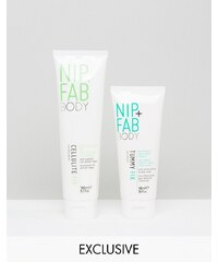 Nip & Fab - Duo Ultimate Body Prep, nur bei ASOS, 47% SPAREN - Transparent