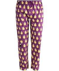 Lousy Livin Underwear ZITRONE Nachtwäsche Hose purple
