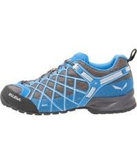 Salewa WILDFIRE VENT Chaussures de randonnée walnut/mayan blue
