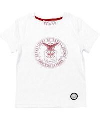 Vinrose Dětské tričko s nápisem Knowledge is Power