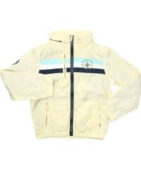 Vinrose Dětská žlutá sportovní bunda