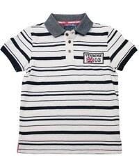 Vinrose Dětské pruhované polo tričko