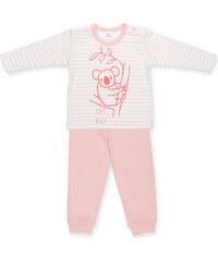 Pinokio Dětské růžové pyžamo s koalou