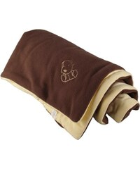 Kaarsgaren Zateplená deka hnědožlutá