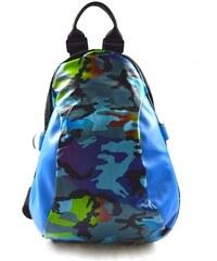 Modrý sportovní batoh Prie