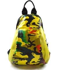 Žlutý sportovní batoh Nindie