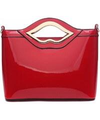 Červená kabelka Kathy