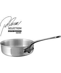 Pohlreich Selection Soté pánev M´cook ONYX 24cm Mauviel + Minifondue ZDARMA