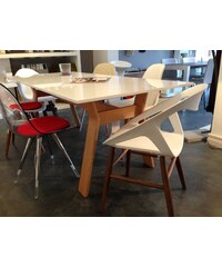 Dřevěný jídelní stůl 200x90cm Table High on Wood Zuiver