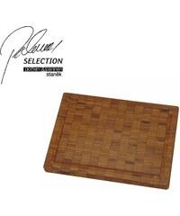 Pohlreich Selection Bambusové prkénko, 25 x 18,5 x 2 cm, Zwilling PS