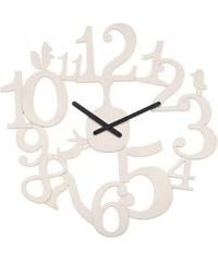 AKCE PI:P nástěnné hodiny KOZIOL