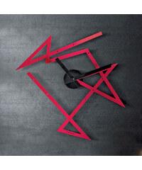Designové hodiny Time Maze Alessi