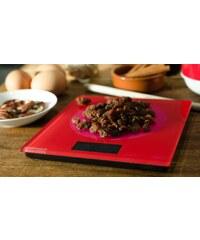 VÝPRODEJ Digitání kuchyňská váha do 5kg Pink meets Red REMEMBER