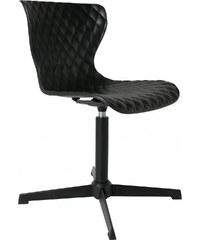 AKCE Jídelní, kancelářská židle CROW METAL Zuiver
