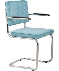 Jídelní, kancelářská židle RIDGE KINK s područkou Zuiver